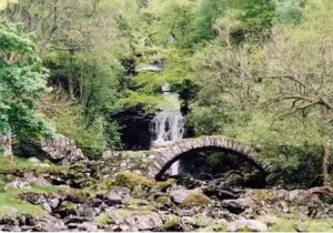 Roman Bridge, Glen Lyon