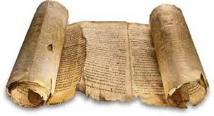Nag Hammadi scroll
